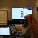 متابعه الخطه الاستراتيجية والتشغيلية لأحد المشاريع بمكتب رفيف للاستشارات الاداريه4