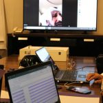 مناقشة مكتب رفيف للأستشارات الإدارية2
